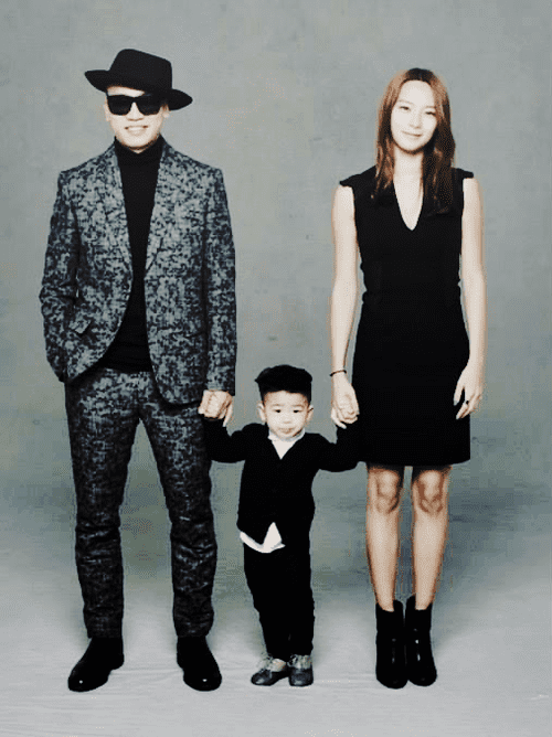 Gaeko Gaeko and family shared by Miss Tape on We Heart It