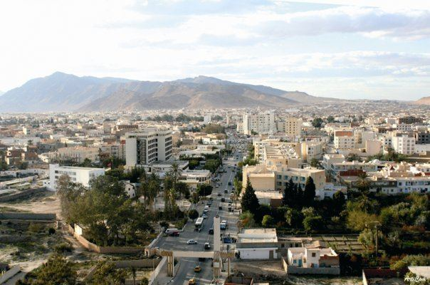 Gafsa in the past, History of Gafsa