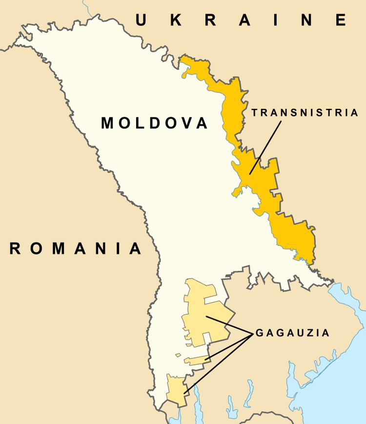 Gagauzia in the past, History of Gagauzia