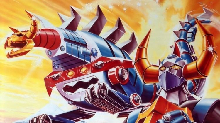 Gaiking Discotek Acquires the Rights to Gaiking 1976 Giant Japanese Robot