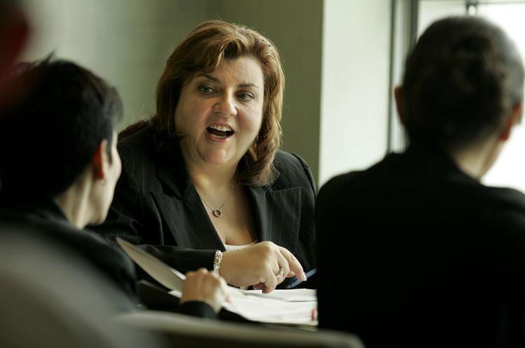 Gail Berman TV exec Gail Berman ends sevenyear partnership with Lloyd