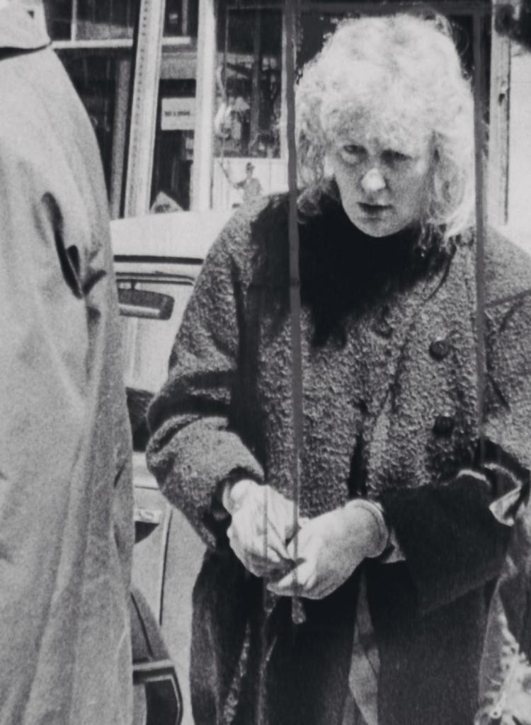 Gail Collins Pappalardi Gail Collins lyricist who killed Felix Pappalardi found