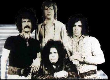 Gail Collins Pappalardi Felix Gail and the Mississippi Queen Rock Bands of LA