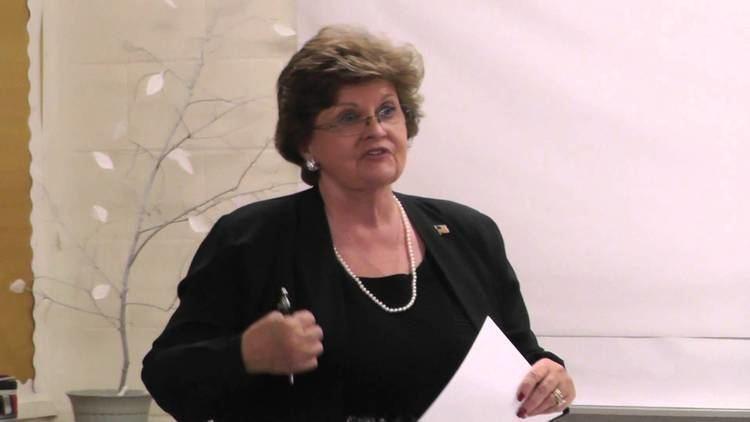 Gail Griffin AZ Senator Gail Griffin 2013 Legislative Report One of Ten YouTube