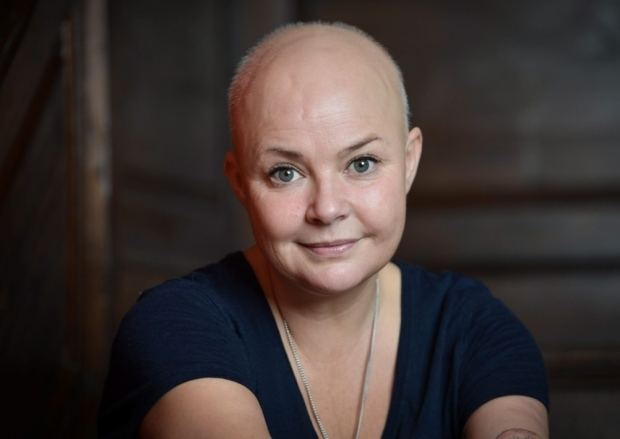 Gail Porter Cabbage diet helps Gail Porter39s hair grow back The Scotsman