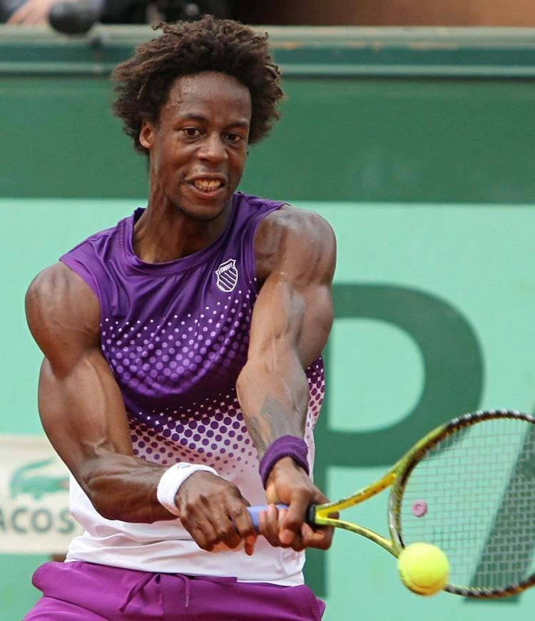 Gaël Monfils 1000 images about Gal Monfils on Pinterest