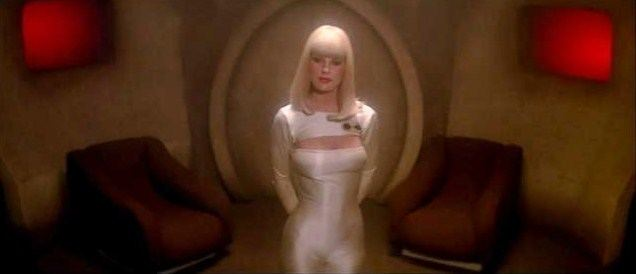 Galaxina John Kenneth Muirs Reflections on Cult Movies and Classic TV CULT