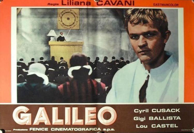 Galileo (1968 film) Galileo 1968 Movies Liliana Cavani