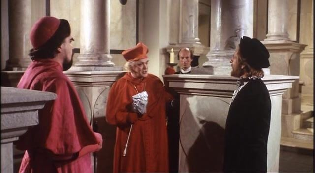 Galileo (1975 film) Galileo 1975 Joseph Losey Topol Edward Fox Colin Blakely