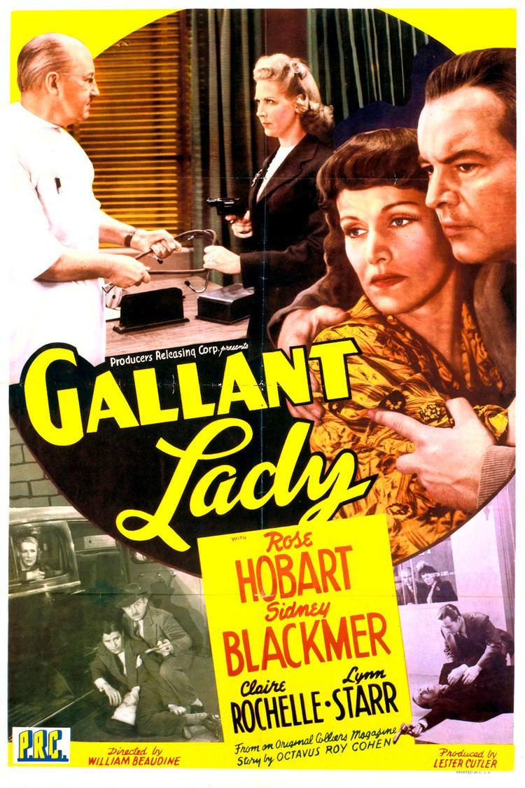 Gallant Lady (1942 film) wwwgstaticcomtvthumbmovieposters55776p55776