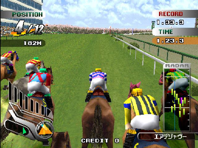gallop racer 3 psx iso