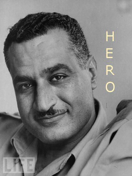 Gamal Abdel Nasser 2nd President of Egypt Gamal Abdel Nasser Quote about fake jews