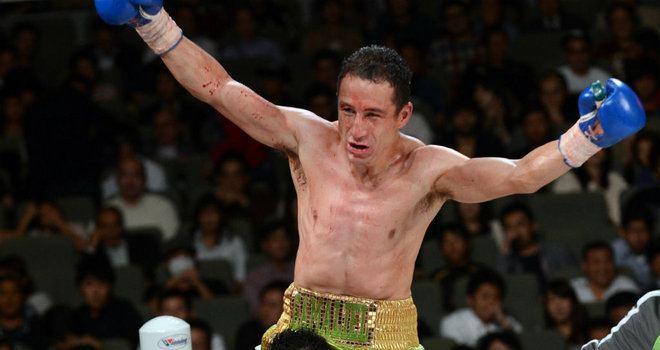 Gamaliel Diaz Gamaliel Diaz beats Takahiro Ao on points to win WBC super