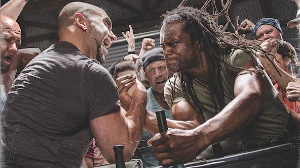 Game of Arms Game Of Arms On AMC Arm Wrestling Television Show Cast