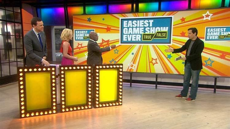 Game show TODAY anchors play 39Easiest Game Show Ever39 with Michael Ian Black