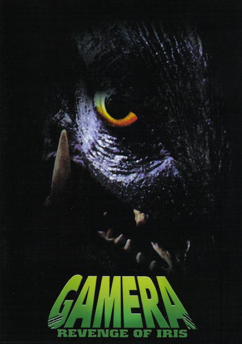 Gamera 3: The Revenge of Iris Digital Monster Island Gamera 3 Revenge of Iris DVD Review