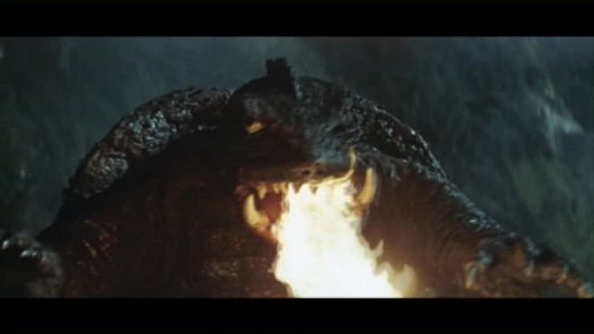 Gamera (film) movie scenes Watch a scene VIDEO