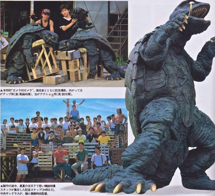 Gamera: Guardian of the Universe Gamera Guardian of the Universe 1995 Toho Style Pinterest