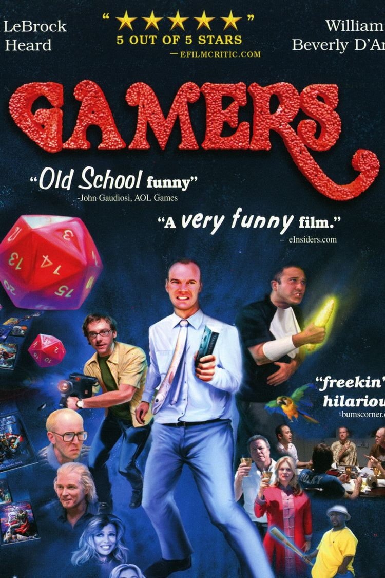 Gamers: The Movie wwwgstaticcomtvthumbdvdboxart188873p188873