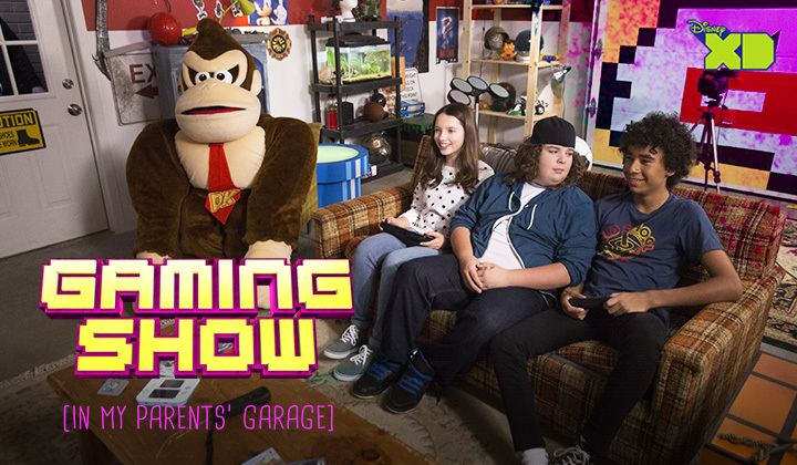 Gaming Show In My Parents Garage Alchetron The Free Social