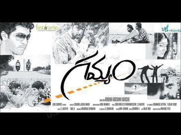 Gamyam movie poster