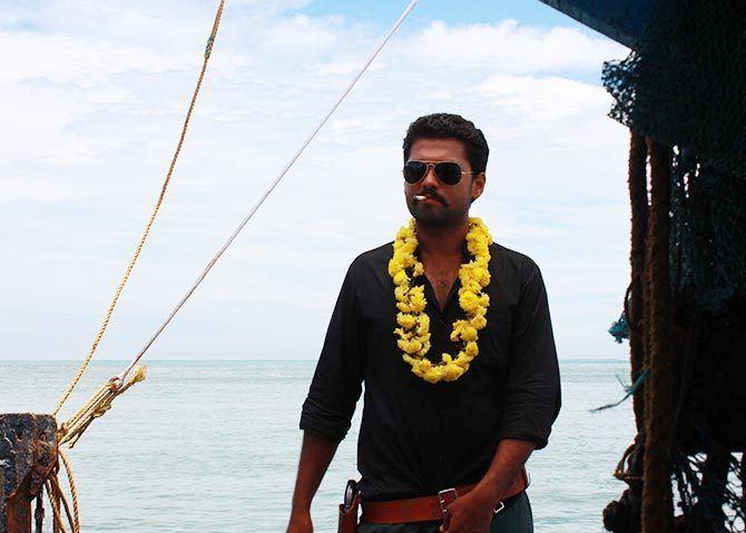 Gamyam movie scenes A scene from Ulidavaru Kandante