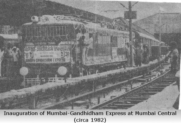 Gandhidham in the past, History of Gandhidham