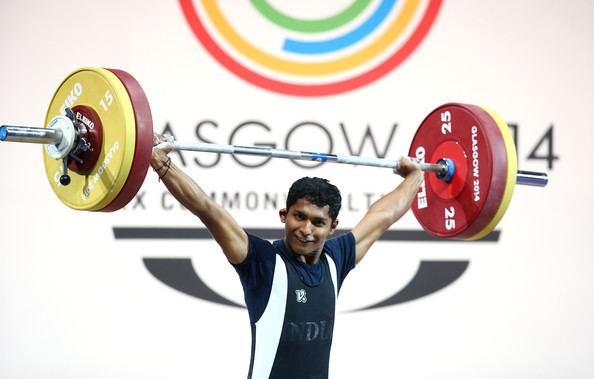 Ganesh Mali Ganesh Mali Photos Photos 20th Commonwealth Games Weightlifting