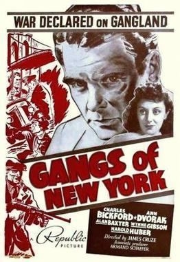 Gangs of New York (1938 film) Gangs of New York 1938 film Wikipedia
