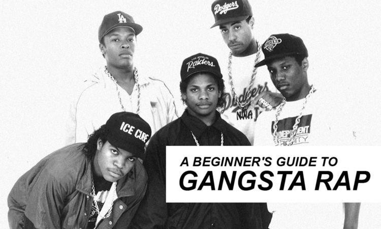 Gangsta rap A Beginner39s Guide to Gangsta Rap Highsnobiety