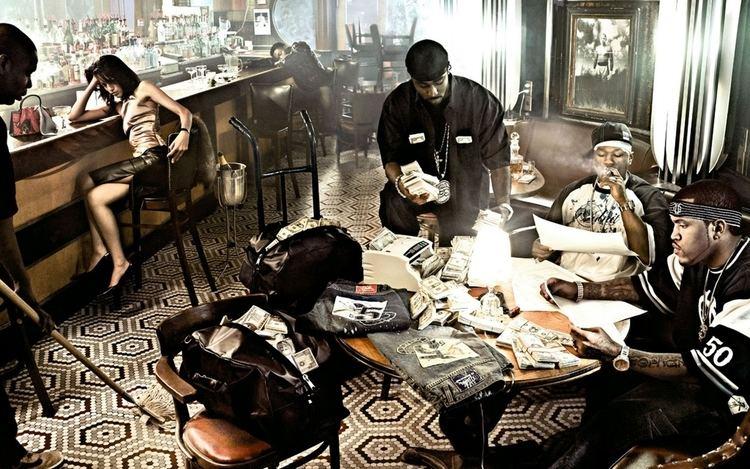 Gangsta rap GUNIT 50CENT gangsta rap rapper hip hop unit cent h wallpaper