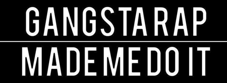 Gangsta rap Help Boxy font Brandy Melville gangsta rap Tshirt forum