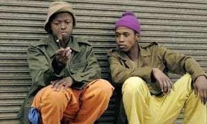 Gangster's Paradise: Jerusalema Film review Gangsters Paradise Jerusalema Film The Guardian