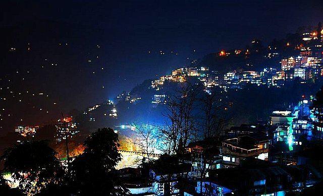 Gangtok in the past, History of Gangtok