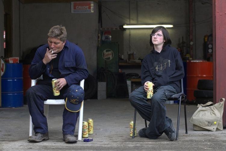Garage (film) Padraig ONeill Stage Screen Design Ireland