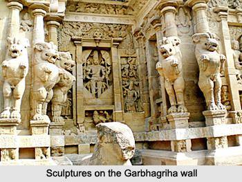 Garbhagriha Garbhagriha Indian Temple Sculpture