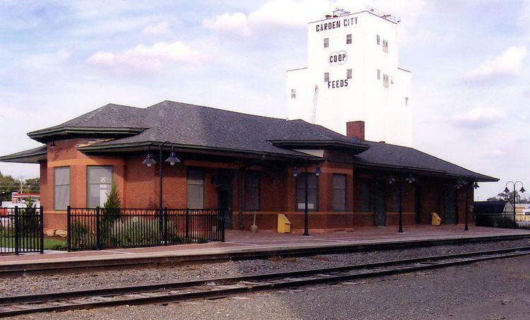 Garden City Ks >> Garden City Station Kansas Alchetron The Free Social