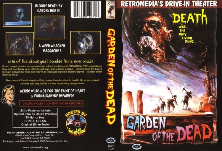 Garden of the Dead Garden Of The Dead 1972 aka Tomb Of The Undead Grave Of The Undead