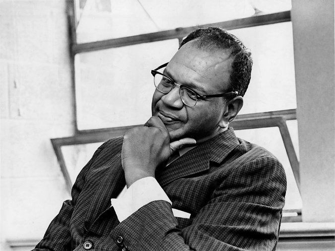 Gardner C. Taylor Rev Gardner C Taylor Powerful Voice for Civil Rights