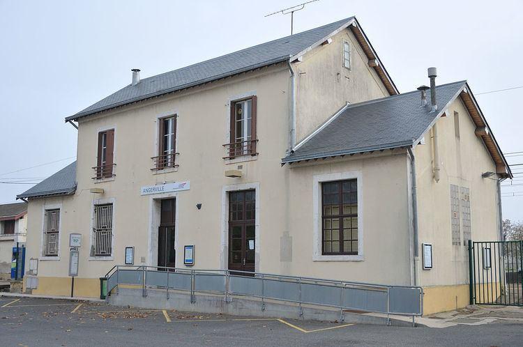Gare d'Angerville