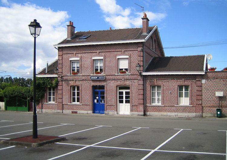 Gare d'Ascq