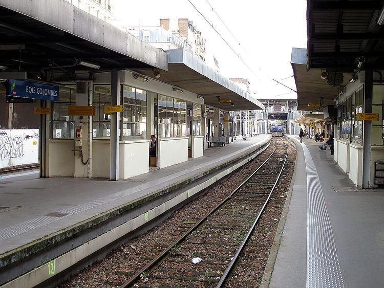 Gare de Bois-Colombes
