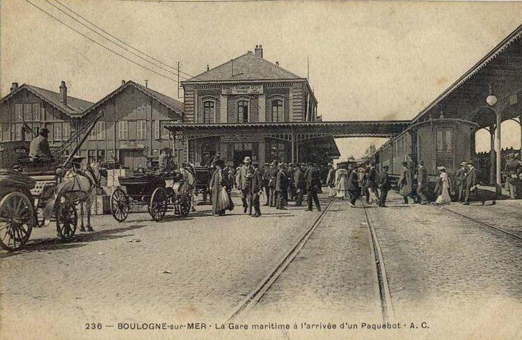 Gare de Boulogne-Maritime