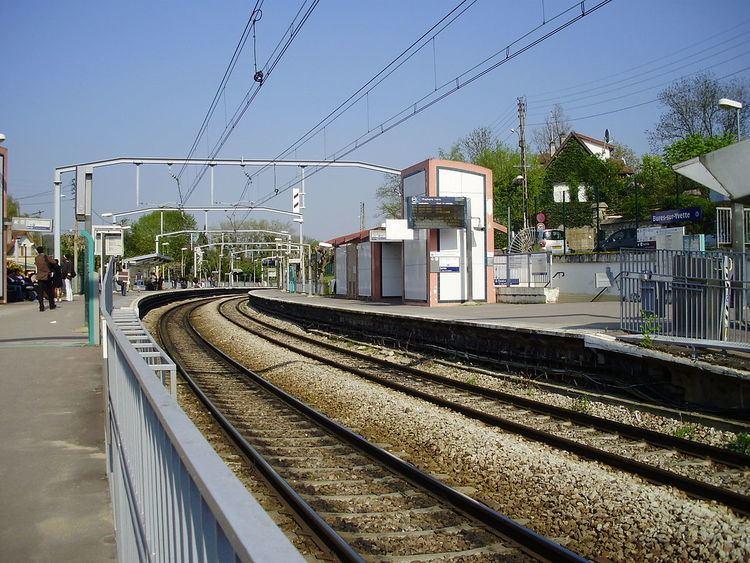 Gare de Bures-sur-Yvette