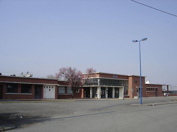 Gare de Busigny