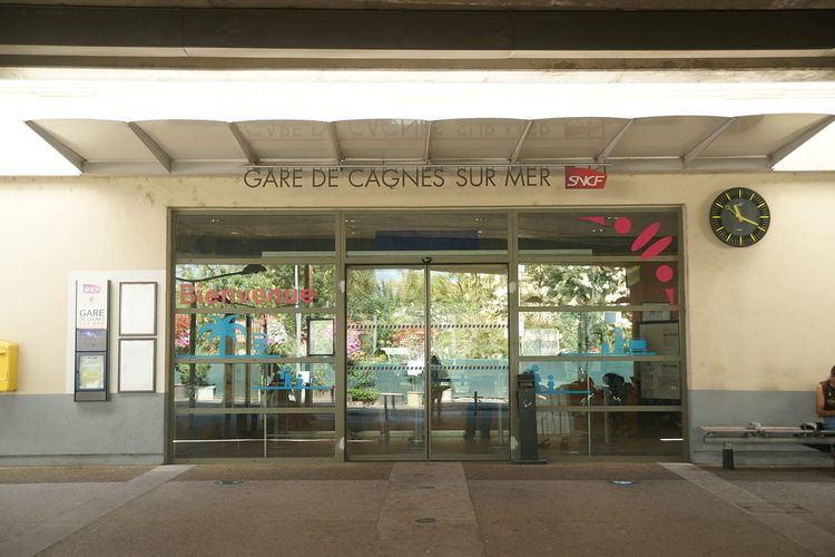 Gare de Cagnes-sur-Mer