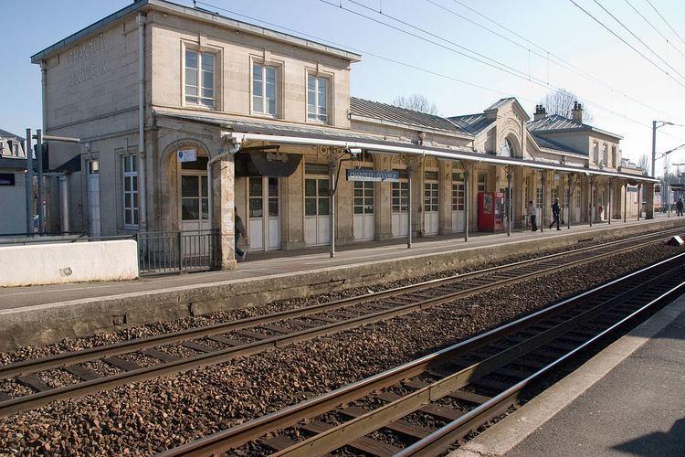 Gare de Chantilly-Gouvieux