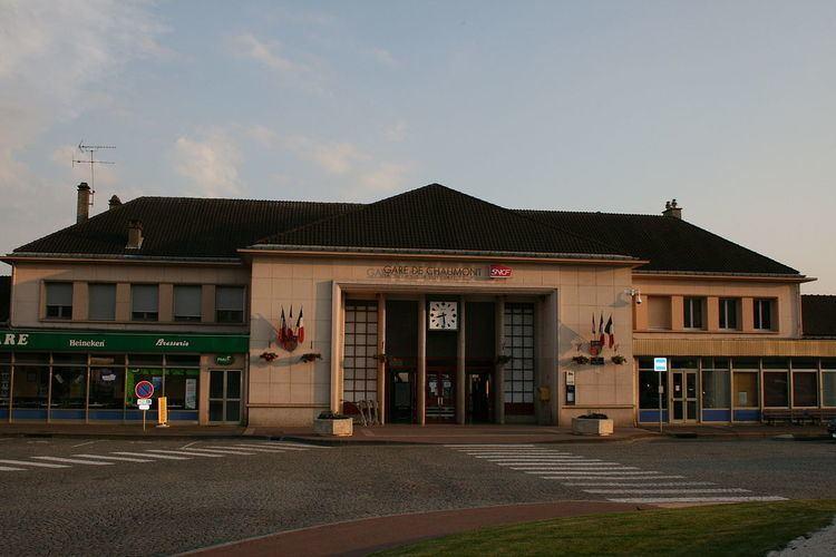 Gare de Chaumont