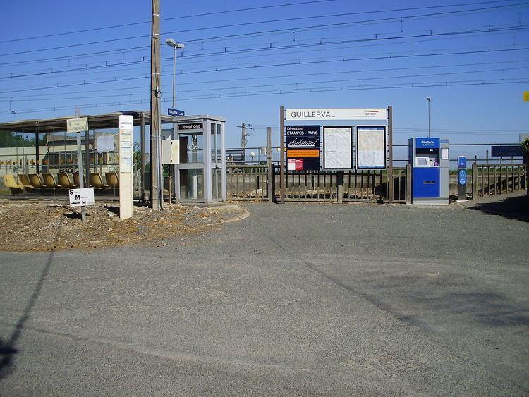 Gare de Guillerval