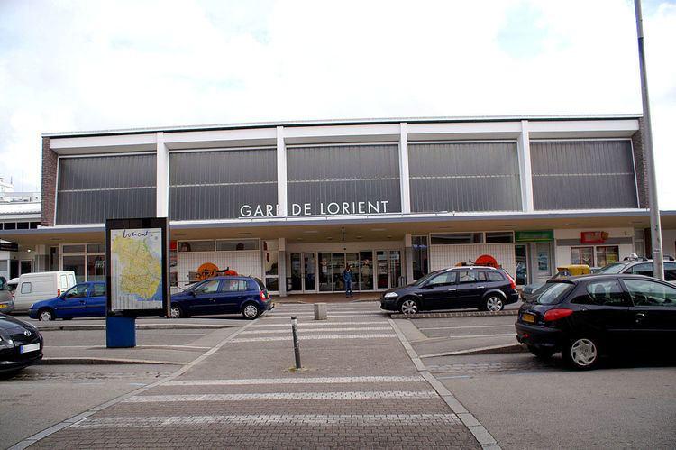 Gare de Lorient